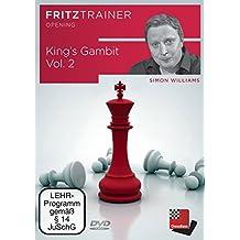 King's Gambit Vol. 2: Fritztrainer: Interaktives Video-Schachtraining