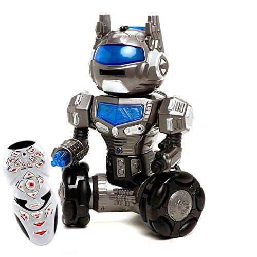 Robot-Rc-Interactivo-Lanzadiscos-Efectos-Sonidos-y-Luces-Juguetes-Hobby-RadioControl