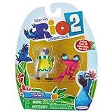 Rio 2 - Jp69306 - Ameublement Et Décoration - Pack De 2 Figurines Assortiments Nigel Et Gaby