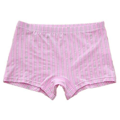 Pack of 5 So Aromatherapy Little Girls Fashion Boyshort Kids Girls Briefs Underwear