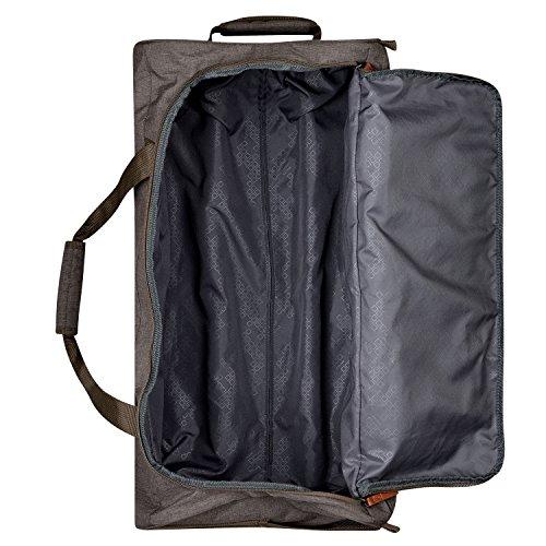 Delsey Paris Maubert sacchetto di viaggio, grigio (grigio) - 00001522011 grigio