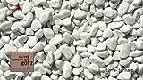Zierkies Marmorkiesel Carrara- Weiß 16-25 mm a 20 kg