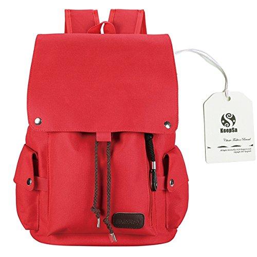 Laptop Rucksack, KeepSa Leichtgewichtiger 14