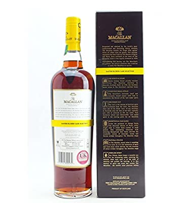 Macallan 2012 Easter Elchies