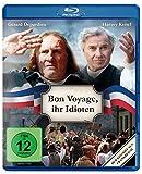 Bon Voyage, Ihr Idioten! - Blu-ray