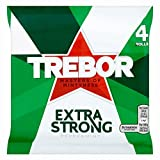 Trebor Extra Strong Mint Multipack 4x 41