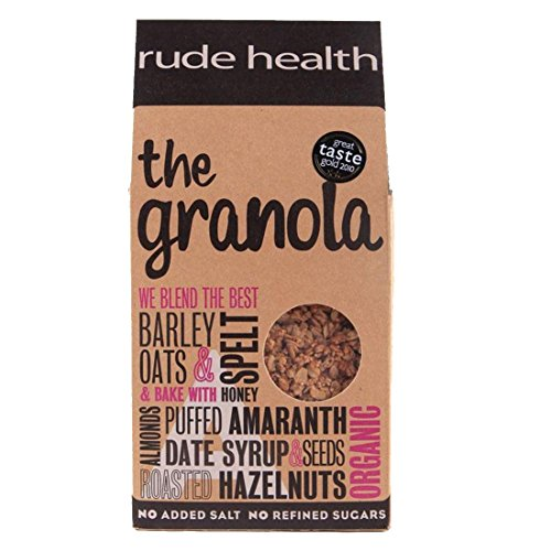 Rude Health Foods | Ultimate Granola | 5 x 500G