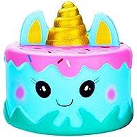 Vovotrade Squishy eenhoorn Kawaii Cartoon Kuchen squishis Pack jongens meisjes squishies langzaam opstaan geurend speelgoed voor kinderen