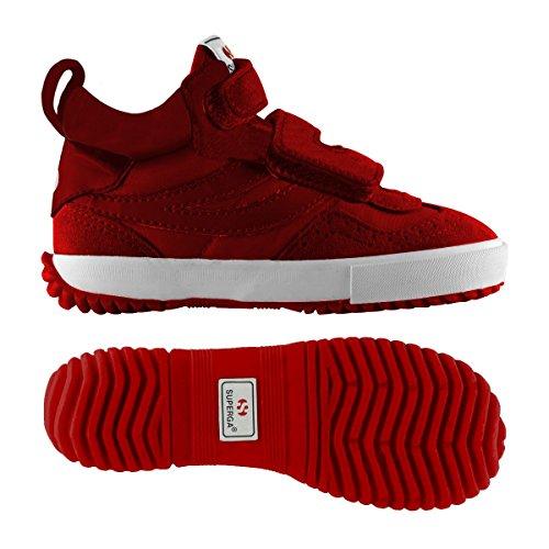 Sneakers - 2835-nylsuej - Bambini RED PAPAVERO
