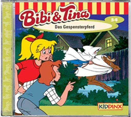 Bibi und Tina. Das Gespensterpferd. CD.