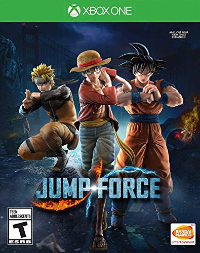 Jump Force: Standard Edition (Pre-Purchase) Xbox One - Code jeu à télécharger