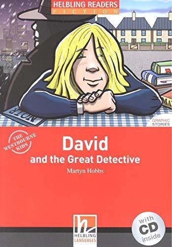 David and the great detective. Livello 1 (A1). Con CD Audio