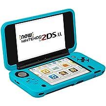 Funda para Nintendo New 2DS XL (Azul) – Keten Funda de Silicona Antideslizante para Nintendo New 2DS XL (2017) - Funda Protectora de Diseño Ligero Para una Sensación Cómoda de Juego