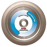 MK Diamant 155857mk-275g 8Zoll Durchmesser 1/2Zoll RADIUS Profil Rad