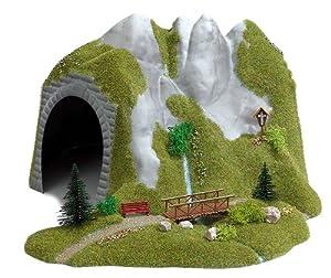 Busch - Túnel para modelismo ferroviario H0 Escala 1:87 (BUE3016)