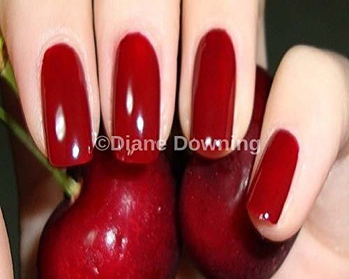 Avon Nailwear Pro Nagellack, Farbton Cherry Jubilee -