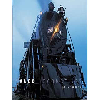 Alco Locomotives (English Edition)