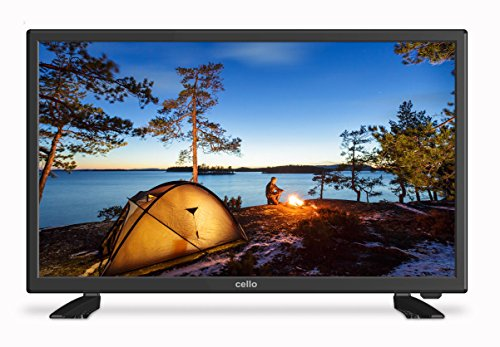 Cello C22277TS-S2 22� Rechargeable Battery Full HD LED TV with Built-in Freeview T2 HD and Satellite Tuner � UK Made