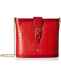 Isle Coco by Hidesign Women's Sling Bag (Red)