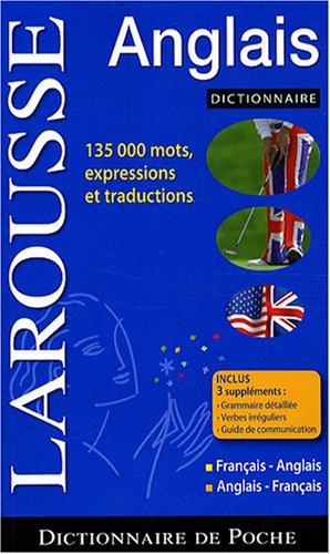 Larousse Dictionnaire De Poche Francais-anglais/Anglais-french: Larousse French - English / Eng.-fr. Pocket Dictionary