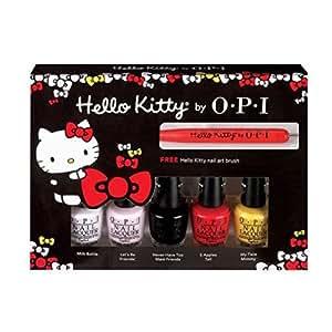 OPI Hello Kitty Exclusive Mini Kit 5 x 3,75