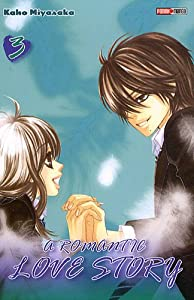 A romantic love story Edition simple Tome 3