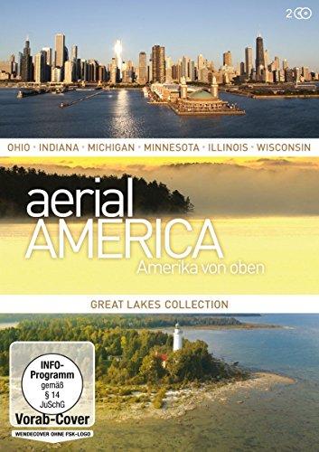 Aerial America - Amerika von oben: Great Lakes (2 DVDs)