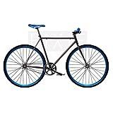 FB FIX2 Blue Einhebelmischer Fixie/Single Speed. Größe 54 cm