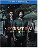 Supernatural: The Complete Ninth Season [USA] [Blu-ray]