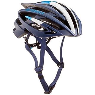 Giro Erwachsene Aeon Fahrradhelm, Matte Blue, M