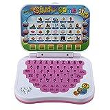 SOULONG Laptop Giocattolo per Bambini in età Prescolare [Lingua Inglese]