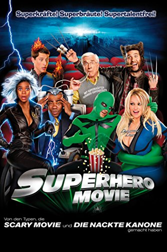 Superhero Movie (Mcdonalds Spiderman)