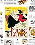 Les carnets de cuisine de Toulouse Lautrec: S'encanailler à Paris