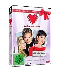 Verbotene Liebe - Geschenkedition [10 DVDs]