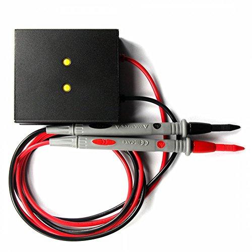 ZREAL Akku-Kondensator-Entladegerät Sparkpen + 4RD LED Stiftablage