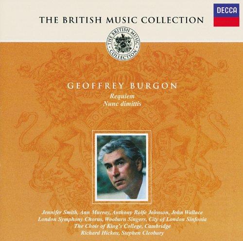 Burgon: Requiem - Part 3 - Libera Me - Lux aeterna luceat eis Domine London-eis