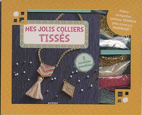 Mon atelier  bijoux - Mes jolis colliers tisss