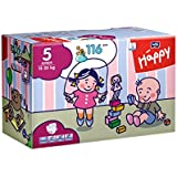 Bella Baby Happy Windeln, Big Pack, Größe 5 (Junior), 12-25 kg, (1 x 116 Windeln)