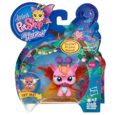 Hasbro Littlest Pet Shop Feen mit Funktion Nr.2728 HASBRO 99954