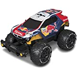 Toy State - 1:18 Off-Road Trucks: Redbull Peugeot 2008 DKR (94172)