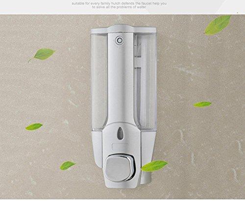 Baño dispensador de jabón máquina de jabón del hotel mano montado en la pared