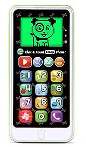 Cefa Toys Bebes,movil, Smartphone, telefono para niños, Color Verde (Leap Frog 1)