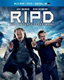 R.I.P.D. (Blu-ray + DVD + Digital HD with UltraViolet) (2013)