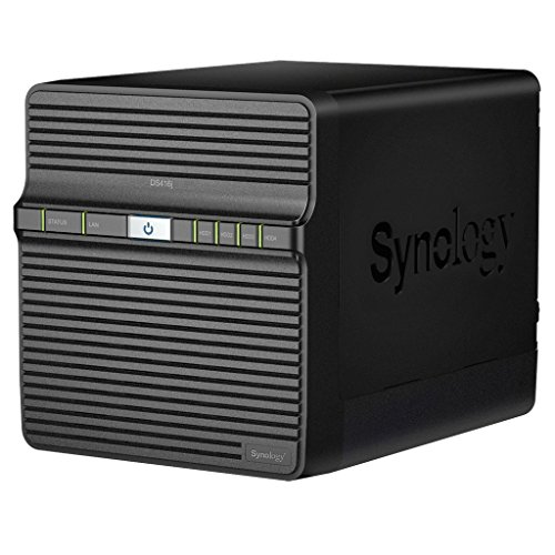 Synology NAS DS416J 1.20GHz/512MB/DDR3