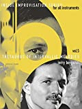 Thesaurus of Intervallic Melodies: Vol. 5. Melodie-Instrumente. Lehrbuch mit CD. (Inside Improvisation Series)