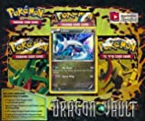 Latios: Pokemon Card Game Dragons Vault Special Edition 3-Pack [1 Booster Packs & 1 Promo Card] by Pokémon