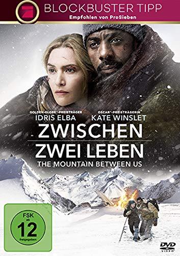 Zwischen zwei Leben - The Mountain Between Us [DVD]