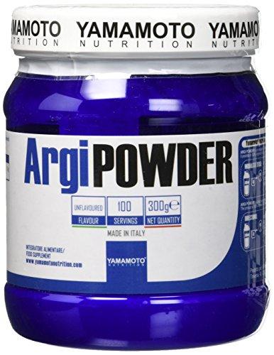 Yamamoto Nutrition Argi POWDER Kyowa® Quality integratore alimentare di L-Arginina 300 g