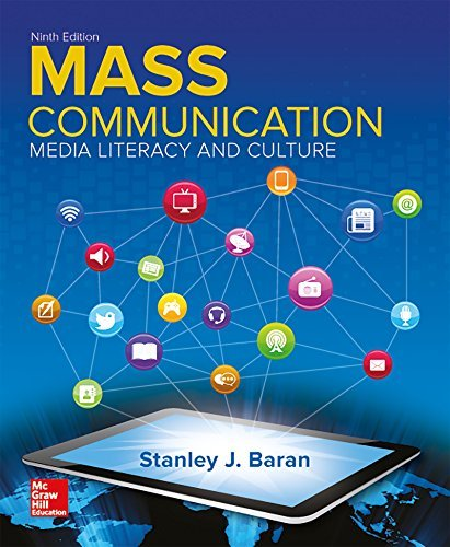 Looseleaf Introduction to Mass Communication: Media Literacy and Culture by Stanley Baran (2016-01-11)