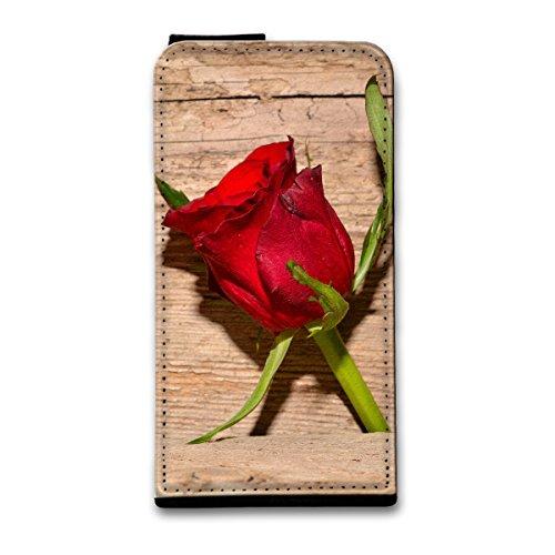 Flip Style Vertikal Handy Tasche Case Schutz Hülle Schale Motiv Foto Etui für Apple iPhone 6 / 6S - Flip V21 Design4 Design 7